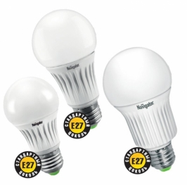 Источники света и лампы
