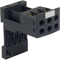 TeSys D thermal overload relays - terminal block