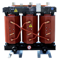 Trihal cast resin dry type transformer up to 15 MVA - 36 kV