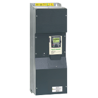 variable speed drive ATV71Q - 90kW / 125HP - 380...480V - IP20