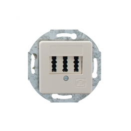 Telecommunications socket UTAE